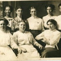 Image of Madison, Delamarter, Adams, Menerey, Howe, Inman, Fidler, Howe, Parrish