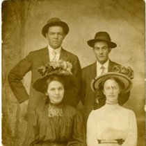 Image of Bessie Gray and Friends