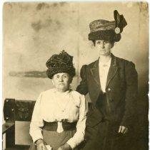 Image of Grandma Kent and Aunt Mandey