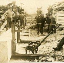 Image of Joe Morrisons Saw Mill