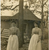 Image of Two Unknown Women