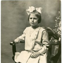 Image of Unknown Girl