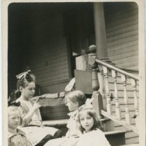 Image of Four Unknown Children