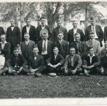 Image of World War I Draftees