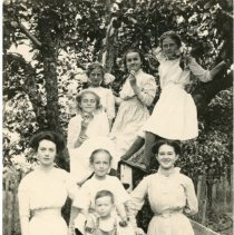 Image of Bullock Family-Front Image