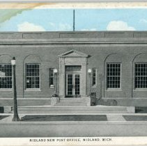 Image of Buildings and Facilities - Midland Post Office