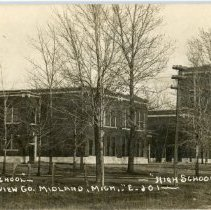 Image of Thompson School and Midland High School