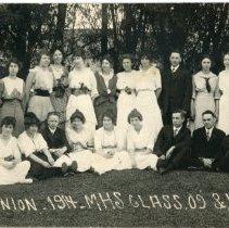 Image of Midland High School Class Reunion