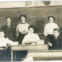 Image of Eight Grade Class