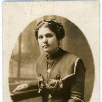 Image of Crane School Teacher--Bessie Gray