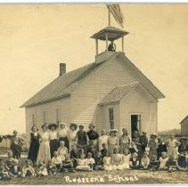 Image of Restone School--Porter Township