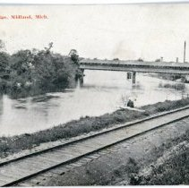 Image of Benson Street Bridge