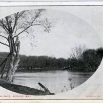 Image of The Ox-Bow on the Chippewa River