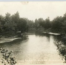 Image of Pine River near Midland