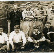 Image of South Side Baseball Team
