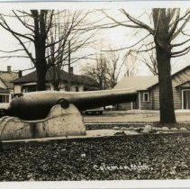 Image of Civil War Cannon--Coleman