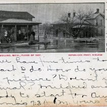 Image of Disasters - 1907 Flood--Water Street