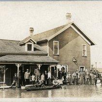 Image of Disasters - Flood on Benson Street