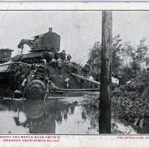 Image of Train Wreck