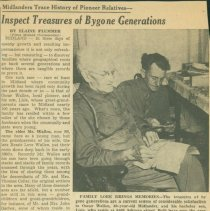 "Image of ""Inspect Treasures of Bygone Generations"" -"