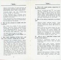 Image of DowMetal Piston Handbill pages 4 and 5