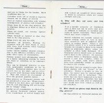 Image of DowMetal Piston Handbill pages 8 and 9