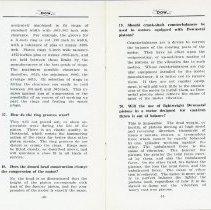Image of DowMetal Piston Handbill pages 10 and 11