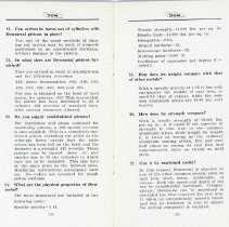 Image of DowMetal Piston Handbill pages 12 and 13