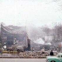 Image of Disasters - Fire-Sears Block
