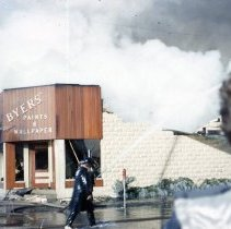 Image of Disasters - Fire--Sears Block