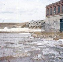 Image of Sanford Dam Spillway