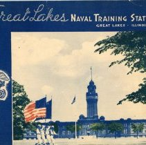 Image of Great Lakes Naval Training Station Yearbook -