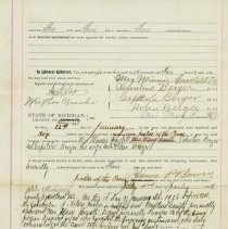Image of Property Deed