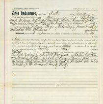 Image of Warranty Deed-Helen Berger, Jerome Township -