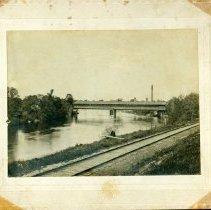 Image of Waterways - Covered Benson Street Bridge