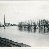 Image of Disasters - Flood--View of Dow Chemical