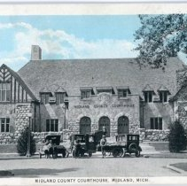 Image of Buildings and Facilities - Midland County Courthouse