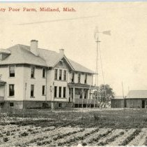 Image of Buildings and Facilities - Midland County Poor Farm