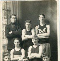 Image of Education - Midland High School Basketball Team