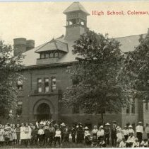 Image of Education - Coleman High School