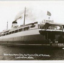 Image of Transportation - City of Midland Car Ferry