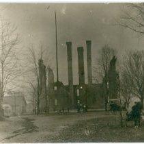 Image of Union School Fire