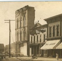 Image of Disasters - Fire-Reardon Brothers Store