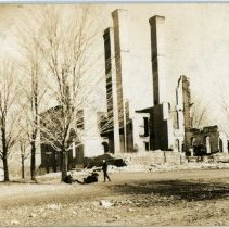 Image of Disasters - Fire--Union School