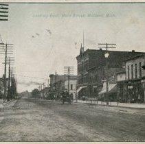 Image of Street Scenes - Main Street Looking East