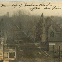 Image of McDonald Street toward Grove Street