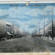 Image of Street Scenes - West Main Street