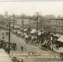 Image of Street Scenes - Main Street--Looking West