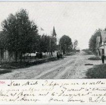 Image of Street Scenes - Laporte Street Scene
