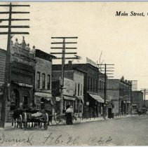 Image of Street Scenes - Coleman--Main Street